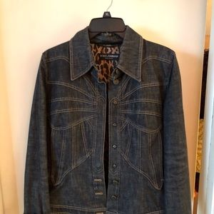 Dolce&Gabanna Vintage Jean Suit